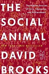 The Social Animal: The Hidden Sources of Love, Character and Achievement - David Brooks