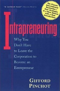 Intrapreneuring: Why You Don't Have to Leave the Corporation to Become an Entrepreneur  - Gifford Pinchot