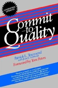 Commit to Quality - Patric L Townsend & John Gebhard