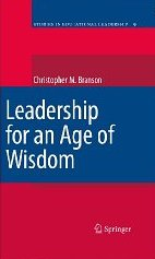 Leadership for an Age of Wisdom - Chris Branson