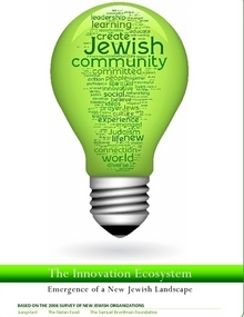 The Innovation Ecosystem - Joshua Avedon