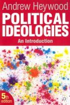Political Ideologies: An Introduction - Andrew Heywood