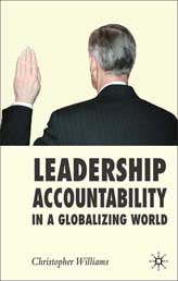 Leadership Accountability in a Globalizing World - Christopher Williams