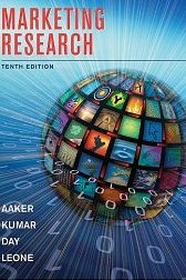 Marketing Research - David A. Aaker , V. Kumar, George S. Day, Robert Leone