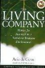 The Living Company Arie De Geus