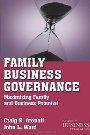 Family Business Governance  Craig E. Aronoff