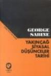 Yakın Çağ Siyasal Düşünceler Tarihi George Sabine