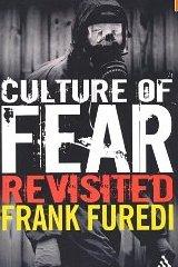 Culture of Fear Frank Furedi