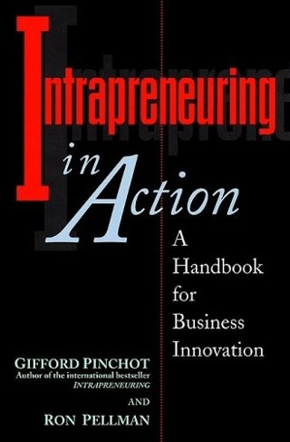 Intrapreneuring in Action - A Handbook for Business Innovation Gifford Pinchot