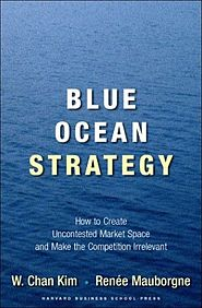 The Blue Ocean Strategy  W. Chan Kim and Renée Mauborgne