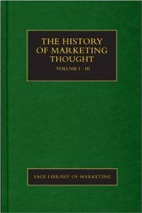 The History Of Marketing Thought Robert Bartels