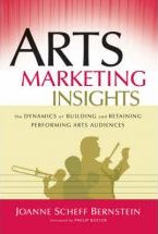 Arts Marketing Insights: The Dynamics of Building and Retaining Performing Arts Audiences Joanne Scheff Bernstein
