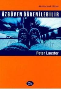 Özgüven Öğrenilebilir Peter Lauster