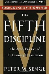 The Fifth Discipline. The art and practice of the learning organization Peter Senge