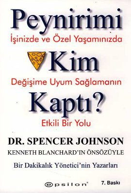 Peynirimi Kim Kaptı? Spencer Johnson