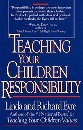 Teaching Your Children Values: A Fireside Book Linda ve Ricahard Eyre
