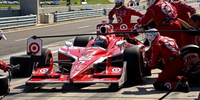 IRL Indycar Racing Barber Birmingham Alabama